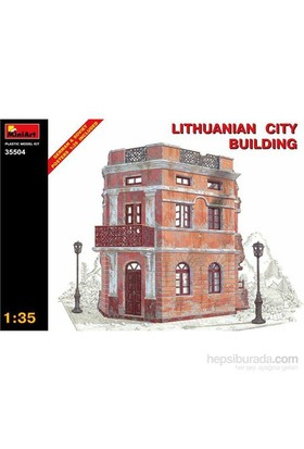 Lithuanian City Building (Ölçek1:35)