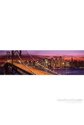 Bridge Of San Francisco Köprüsü (2000 Parça Puzzle)