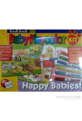 Mutllu Bebekler Maxi Yapboz Seti (Çift Taraflı Yapboz )