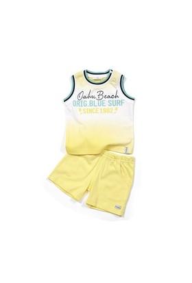 Zeyland Erkek Çocuk Sarı Atlet-Şort Takım - K-61M1MLS76
