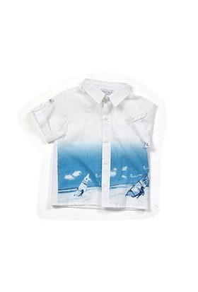 Zeyland Erkek Çocuk Beyaz Gömlek - K-61M1MLS81