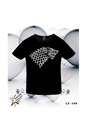 Lord T-Shirt Game Of Thrones - Winter İs White T-Shirt