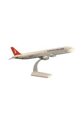 Tk Collection A321 1/100 Plastik Model Uçak