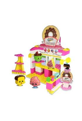 Shopkins Kinstructions Bakery Lego Seti