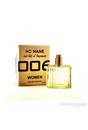 No Name 006 Chl Edt 100 Ml Kadın Parfüm