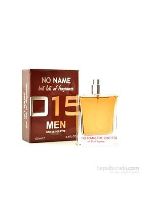 No Name 015 The One Edt 100 Ml Erkek Parfüm