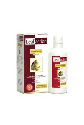 Leaf Action Sarımsak Şampuanı
