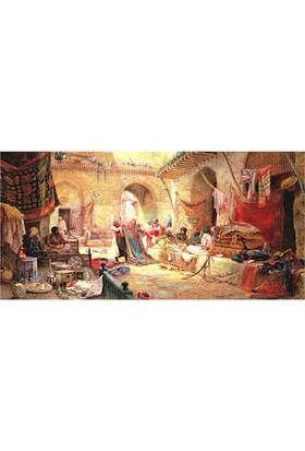 Anatolian Halı Pazarı / Carpet Bazaar (1500 Parça)