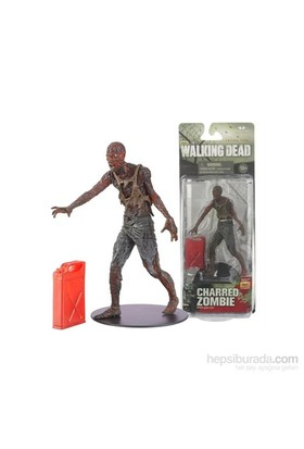 The Walking Dead: Charred Walker Figür Tv Series 5