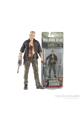 The Walking Dead: Merle Walker Figür Tv Series 5