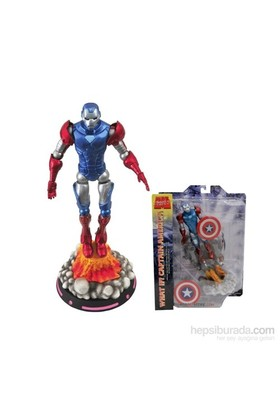 Marvel Select What If Captain America Figür