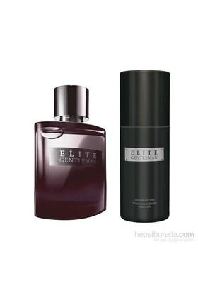 Avon Elite Gentleman Parfüm + Deodorant 2Li Set