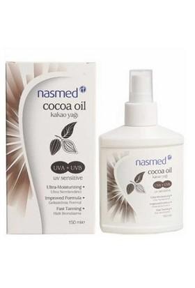 Nasmed Coca Oil / Kakao Yağı 150 Ml Bronzlaştırıcı