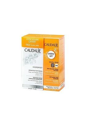 Caudalie Vinoperfect Radiance Serum Suncare Kofre - Caudalie Leke Bakım Kiti