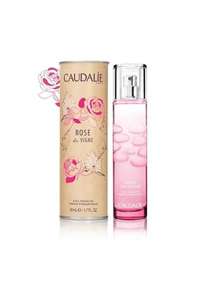 Caudalie Rose De Vigne EDT 50 ml Gül Aromalı Kadın Parfüm