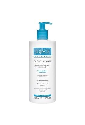 Uriage Cleansing Cream 500ml - Tüm Cilt Tipleri İçin Yüz ve Vücut Temizleyici Krem