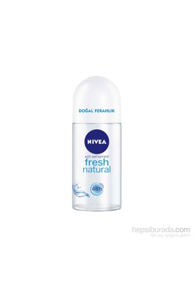 Nivea Fresh Roll-On 50Ml Kadın
