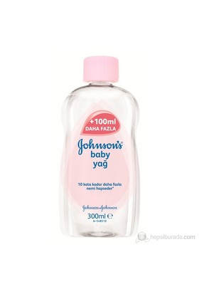 Johnsons Baby Oil/Yağ 300 Ml