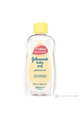 Johnsons Baby Oil/Yağ Papatya Özlü 300 Ml