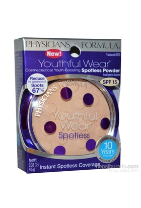 Physicians Formula Youthful Spotless Pudra - Spf 1