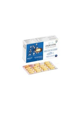 Zade Vital Omega 3 Balık Yağı Premium 60 Kapsül (