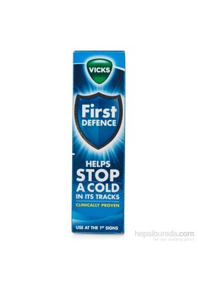 Vicks First Defence Mikro-Jel Nazal Sprey 15Ml