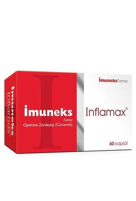 İmuneks Inflamax Optimize Zerdeçöp 60 Kapsül
