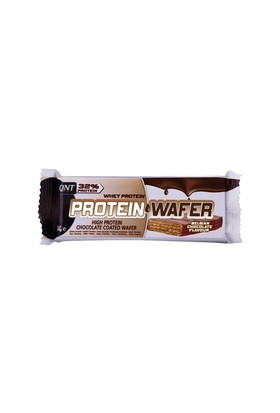 Qnt Protein Wafer Bar (32% Belgian Chocolate) 12x35 Gr