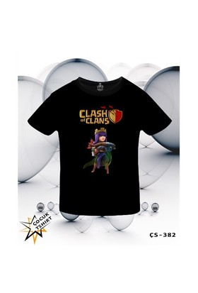 Lord T-Shirt Clash Of Clans - Archer Queen T-Shirt