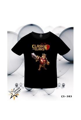 Lord T-Shirt Clash Of Clans - Barbarian King T-Shirt