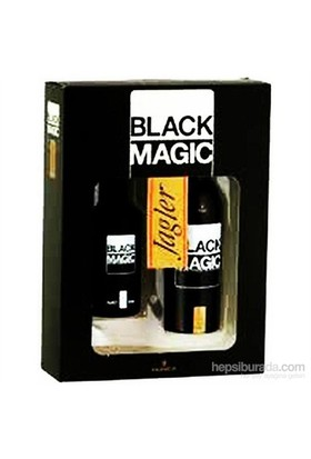 Jagler Black Magic 75 Ml Edt Erkek Parfüm + 125 Ml Deodorant Set