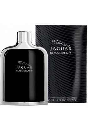 Jaguar Classic Black Edt 100 Ml Erkek Parfümü