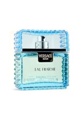 Versace Eau Fraiche Men Edt 50 ml Spray Erkek Parfümü