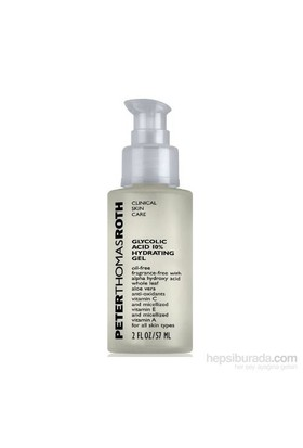 PETER THOMAS ROTH Glycolic Acid 10 Hydrating Gel 57 ml