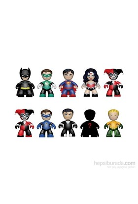 Dc Universe Mini Mez-İtz Blindbox Mini Figürler