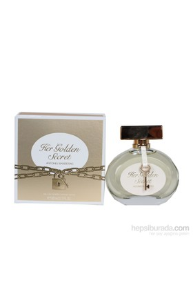 Antonio Banderas Her Golden Secret Edt 80 Ml Kadın Parfümü