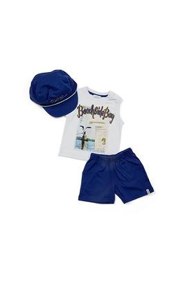 Zeyland Erkek Çocuk Mavi Atlet-Şort Takım - K-61M1MKZ76