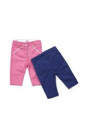 Zeyland Kız Çocuk Pembe Pantolon - K-61M2LEF03