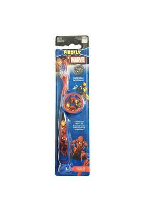 Firefly Seyahat Marvel Çoçuk Diş Fırçası