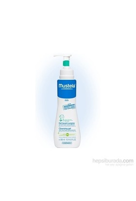 MUSTELA Cleansing Gel with Cold Cream Nutri-Protective 300 ml - Cold Krem içeren temizleme jeli