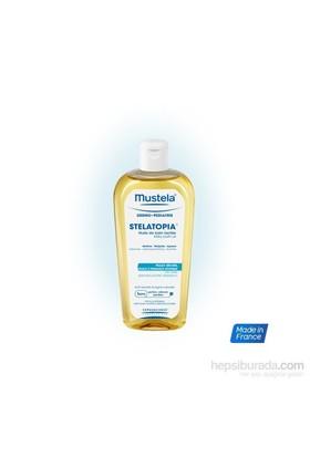 MUSTELA Stelatopia Milky Bath Oil 200 ml - Çok Kuru ve Atopik Ciltler İçin Banyo Yağı