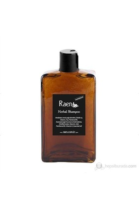 Raen Bitkisel Ihlamur Şampuanı