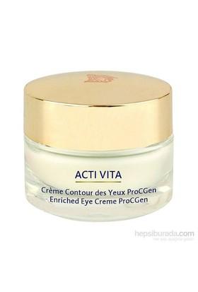 Monteil Acti-Vita Enriched Eye Creme 15 Ml