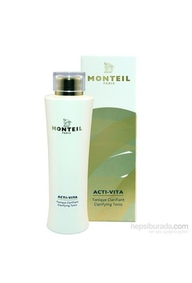 Monteil Acti-Vita Claryfying Tonic 200ml