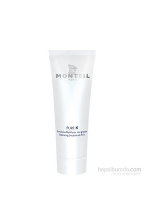 Monteil Pure-N Balancing Emulsion Oil-Free 50 Ml