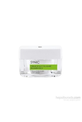 Monteil Synic Cellular Recovery Night Creme 50 Ml