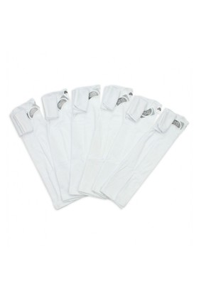 Modakids Gümüş İç Giyim 6'Lı Kız Çocuk Fanila Atlet 040-3029-027