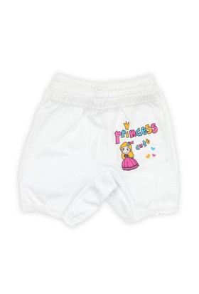 Modakids Gümüş İç Giyim 3'Lü Kız Çocuk Paçalı 040-3033-027