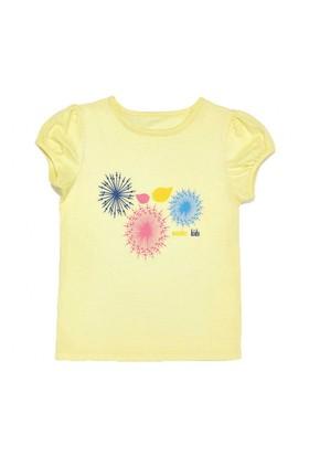 Modakids Wonder Kids Kız Çocuk T-Shirt 010-1502-001