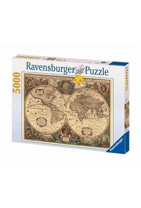 Ravensburger Antik Dünya (5000 Parça)